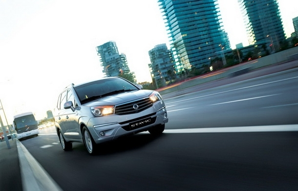 SsangYong Stavic - Фото