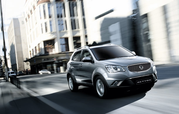Фото SsangYong Actyon 1