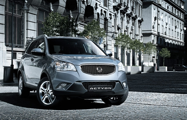 Фото SsangYong Actyon 3