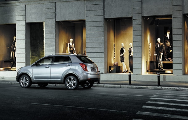 Фото SsangYong Actyon 4